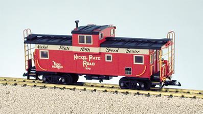 USA Trains Extended Caboose