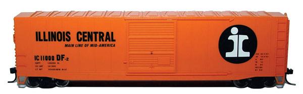 Rivarossi 50' Plug Door Boxcar