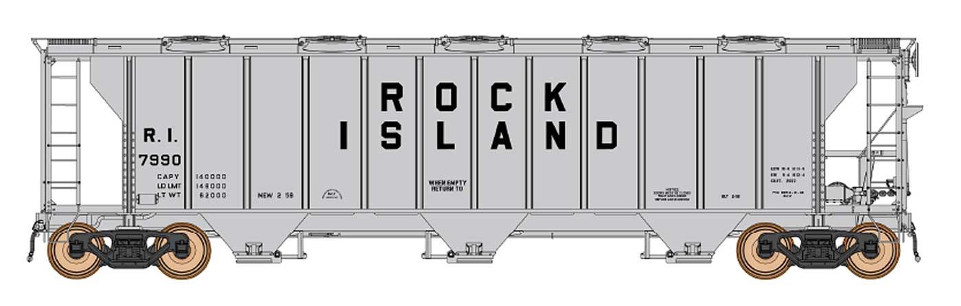 Rock Island Acf Hopper