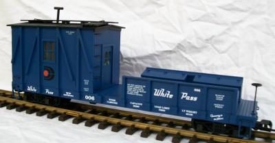 USA Trains Crane Tender