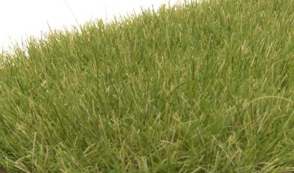 Woodland Scenics Field System - Static Grass - Medium Green 7mm