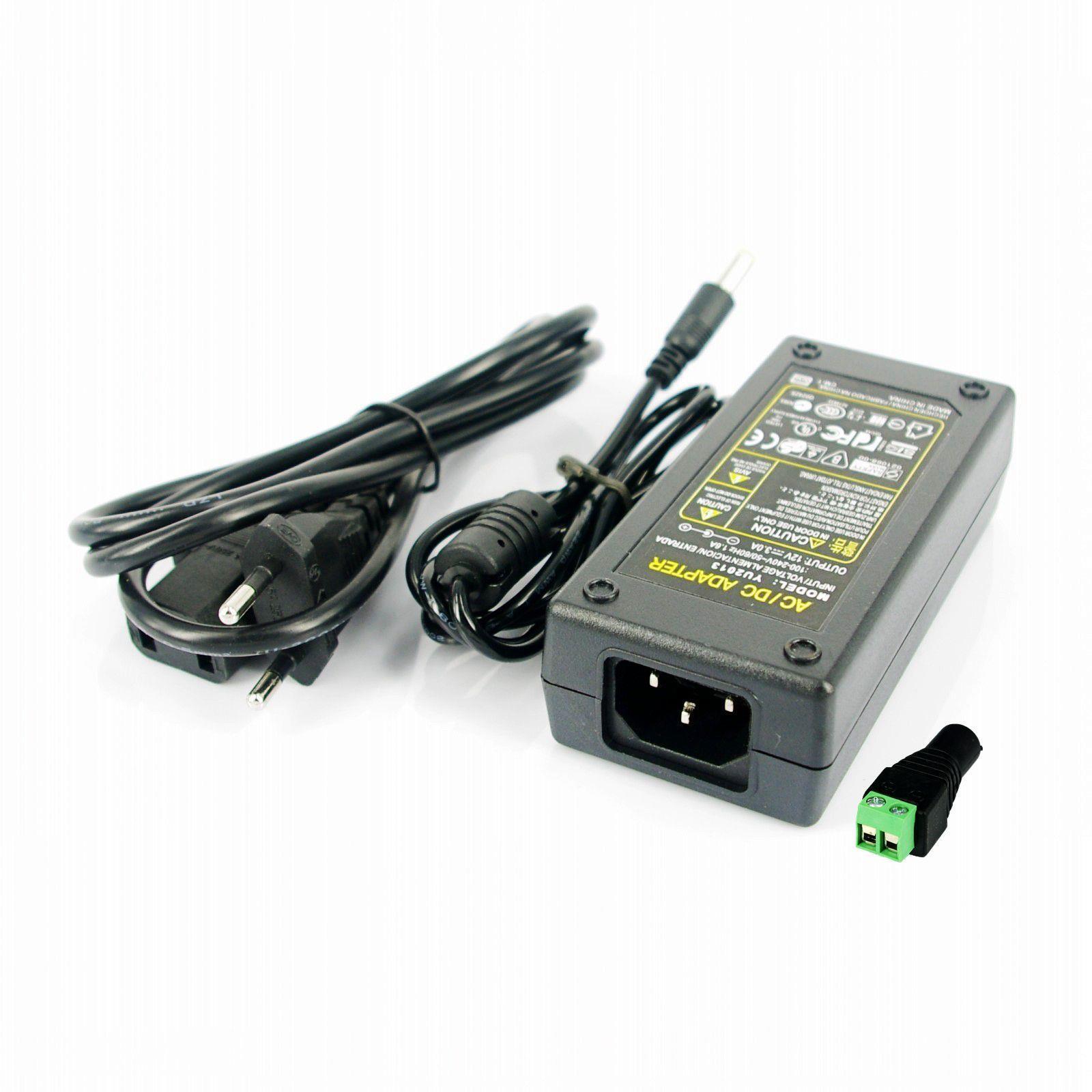 Digital Decoder Spur G Zugsteuerungen Trafos Dekoder 12v 8211 32 V 5a Power Supply By Lm338 Netzteil 4a 48w